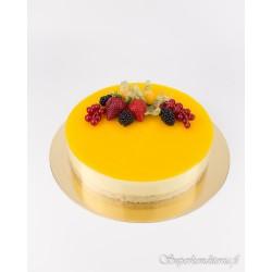 Mousse-, juustokakut