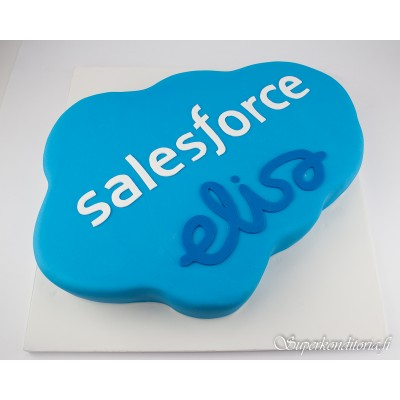Saleseforce Elisa kakku