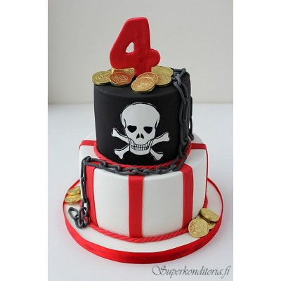 Merirosvo kakku