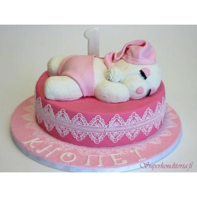 Nalle kakku -1