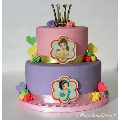 Prinsessat kakku
