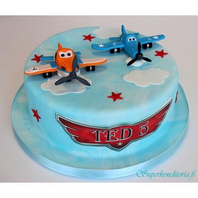 Lentsikat kakku