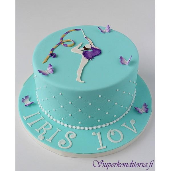 Voimistelija kakku