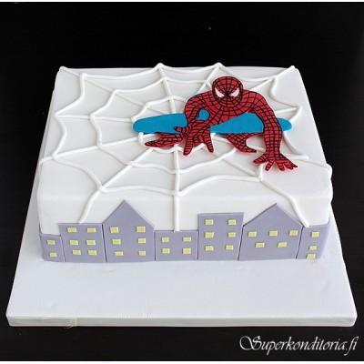 Spider man kakku