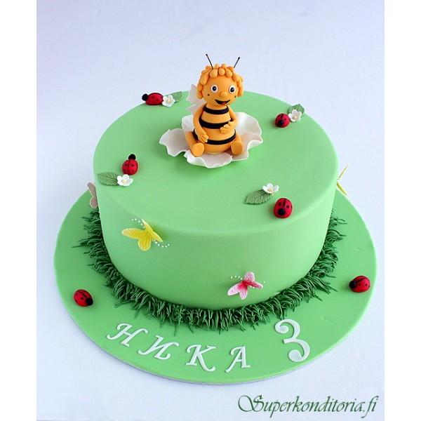 Maija mehiläinen kakku