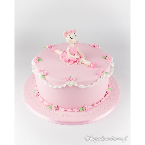 Anniina Ballerina kakku