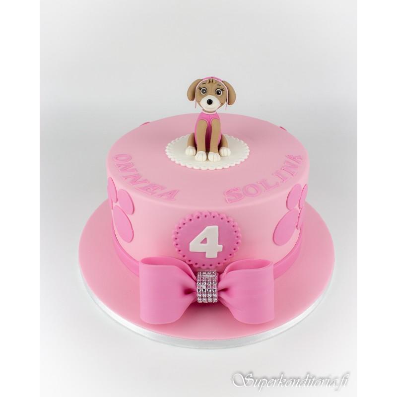 Kakku Tytölle