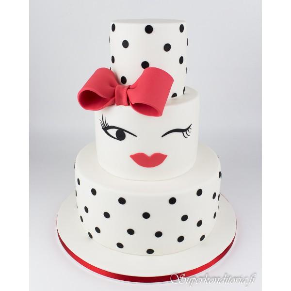 Siluetti kakku