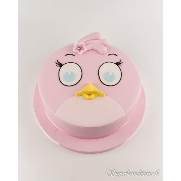 Angry Birds Stella-kakku