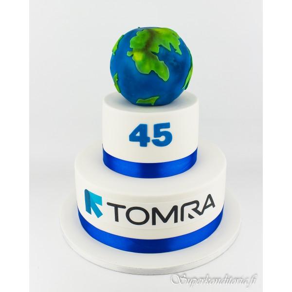 Tomra 45 Yrityskakku