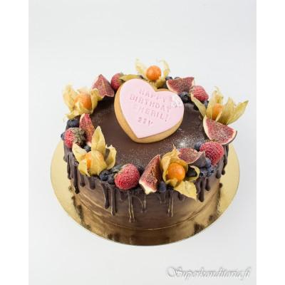 Munaton suklaakakku