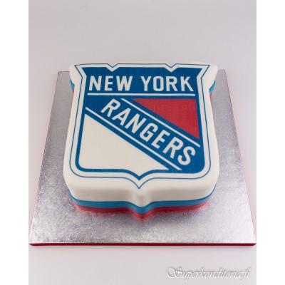 New York Rangers kakku