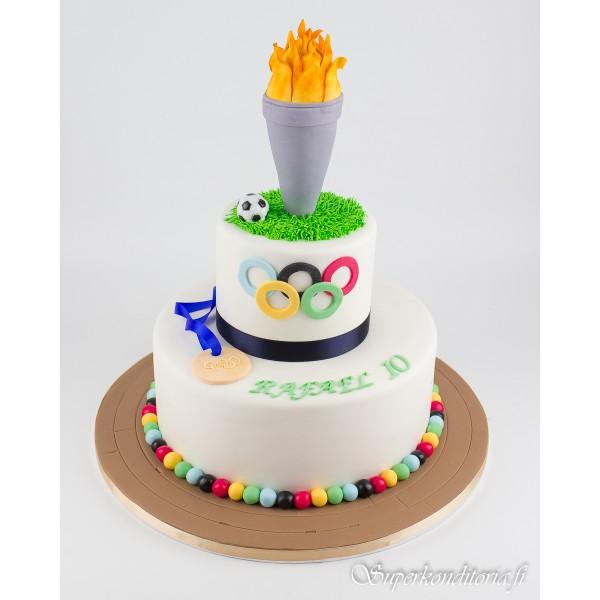Olympiakakku